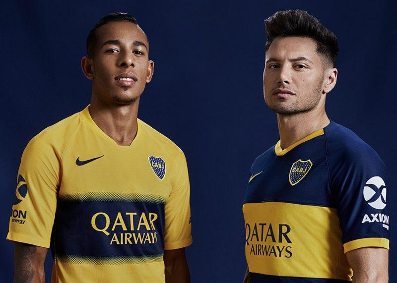 Camisetas de Boca 2019/20 | Imagen Nike