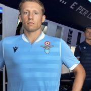 Camisetas Macron de la Lazio 2019/2020 | Imagen Web Oficial