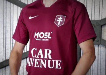 Camisetas Nike del FC Metz 2019/20   Imagen Web Oficial