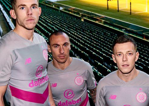 Tercera camiseta del Celtic FC 2019/20 | Imagen New Balance