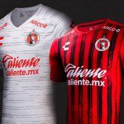 Camisetas de los Xolos de Tijuana 2019/20 | Imagen Charly