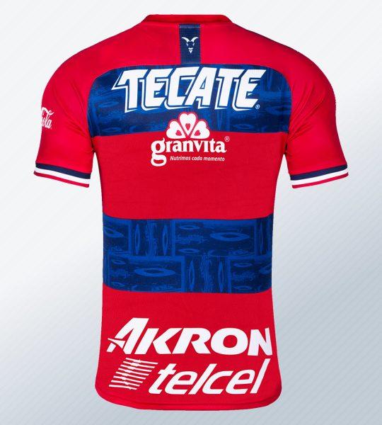 Camiseta visita Puma de las Chivas de Guadalajara 2019/20 | Imagen Web Oficial