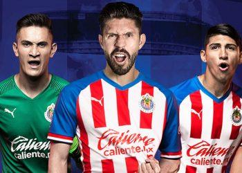 Camiseta local Puma de las Chivas de Guadalajara 2019/20 | Imagen Web Oficial
