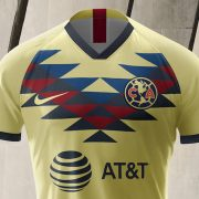 Camiseta local del Club América 2019/2020 | Imagen Twitter Oficial