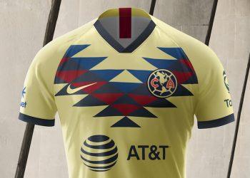 Camiseta local del Club América 2019/2020 | Imagen Twitter Oficial