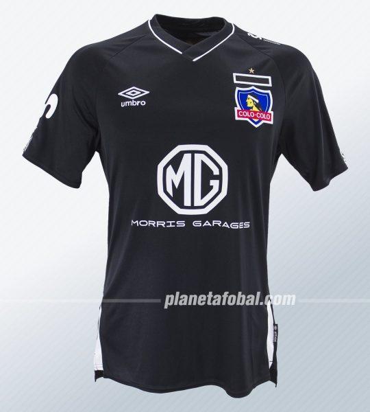 Camiseta suplente Umbro del Colo Colo 2019/20 | Imagen Tienda Oficial