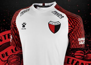 Camiseta alternativa de Colón 2019/20 | Imagen Twitter Kelme