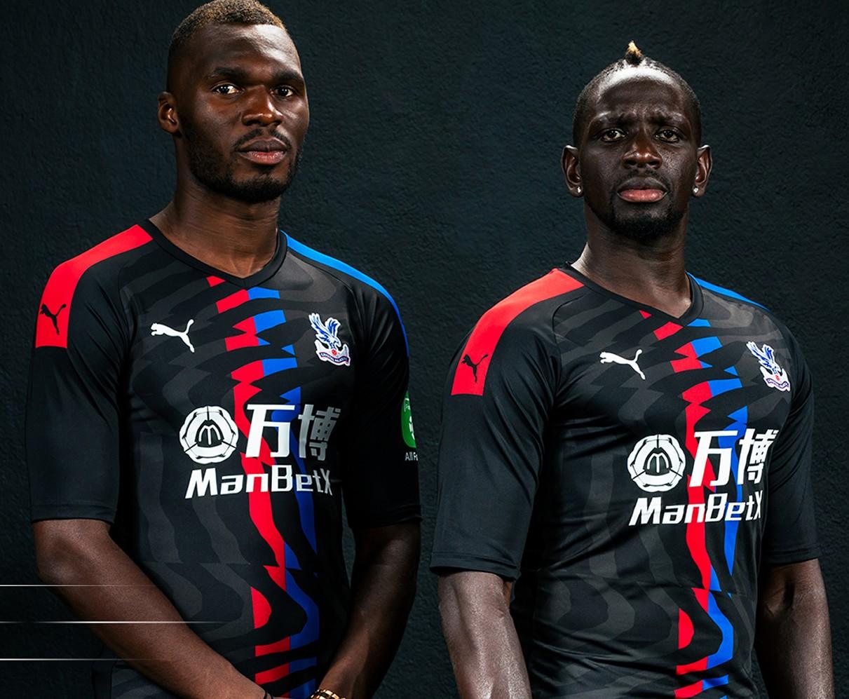 Camiseta suplente Puma del Crystal Palace 2019/20 | Imagen Web Oficial