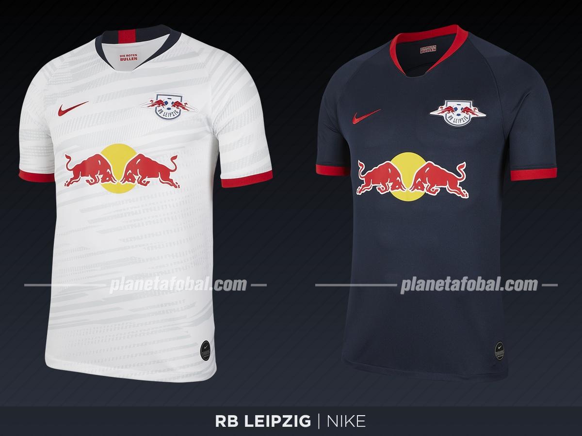 RB Leipzig (Nike) | Camisetas de la Bundesliga 2019-2020