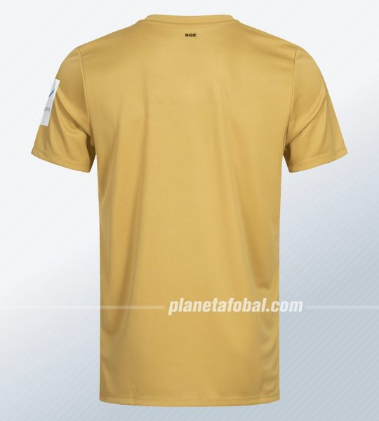 Tercera camiseta Nike del Eintracht Frankfurt 2019/20 | Imagen Web Oficial