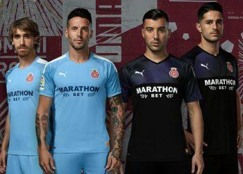 Camisetas alternativas Puma del Girona 2019/20 | Imagen Web Oficial