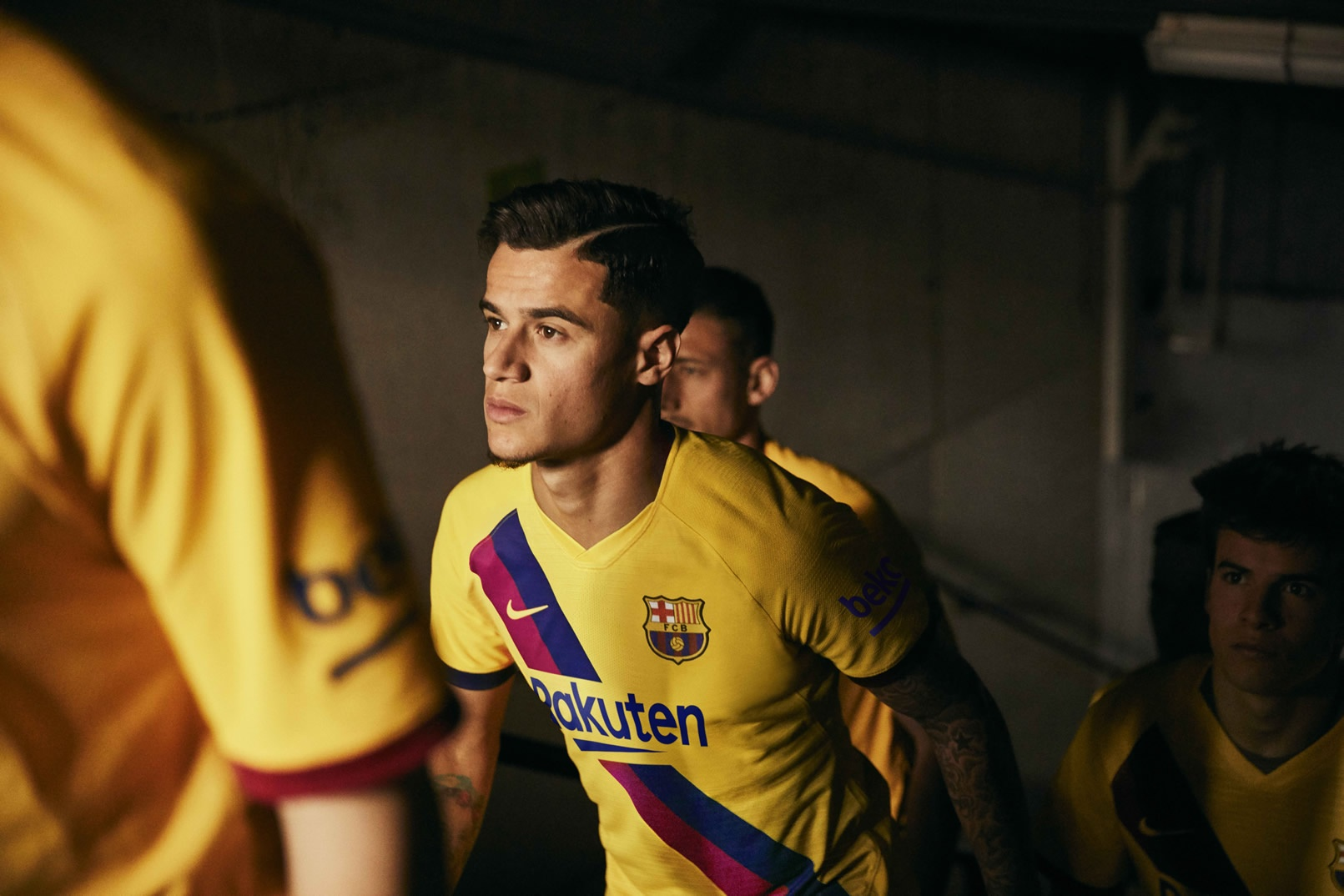 Camiseta suplente del Barcelona 2019/2020 | Imagen Nike
