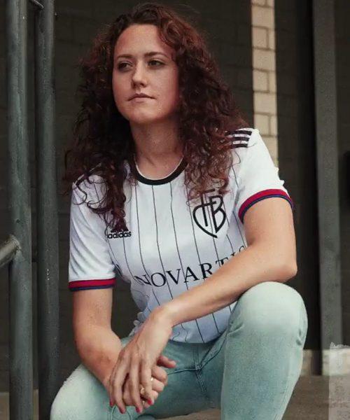 Camiseta suplente Adidas del FC Basel 2019/20 | Imagen Web Oficial