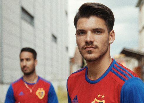 Camiseta titular Adidas del FC Basel 2019/20 | Imagen Web Oficial