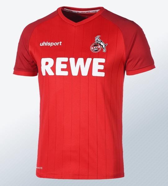 Camiseta suplente uhlsport del FC Köln 2019/20 | Imagen Web Oficial
