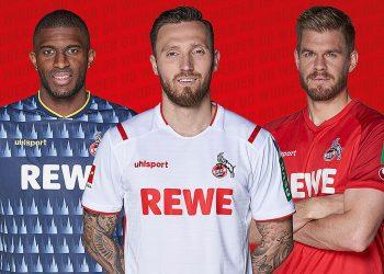 Camisetas uhlsport del FC Köln 2019/20 | Imagen Web Oficial
