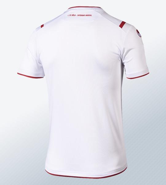 Camiseta titular uhlsport del FC Köln 2019/20 | Imagen Web Oficial