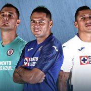 Camisetas Joma del Cruz Azul 2019/2020   Imagen Twitter Oficial