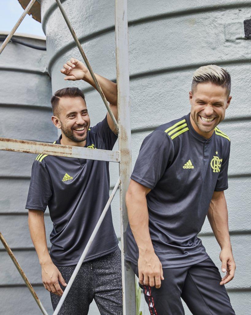 Tercera camiseta del Flamengo 2019/20 | Imagen Adidas