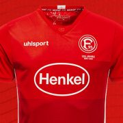 Camiseta suplente uhlsport del Fortuna Düsseldorf 2019/20 | Imagen Web Oficial