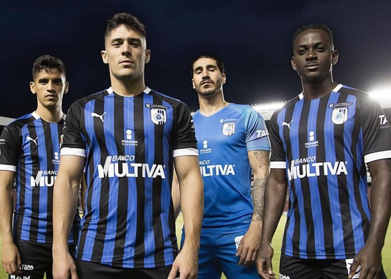 Camisetas Puma del Club Querétaro 2019/20 | Imagen Twitter Oficial