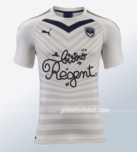 Camiseta suplente Puma del Bordeaux 2019/20 | Imagen Web Oficial