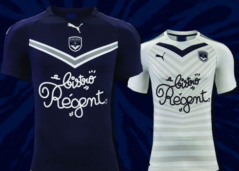 Camisetas Puma del Bordeaux 2019/20   Imagen Web Oficial