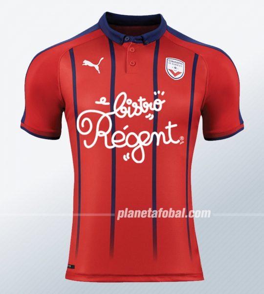 Tercera camiseta Puma del Bordeaux 2019/20 | Imagen Web Oficial
