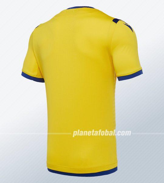 Camiseta suplente del Hellas Verona 2019/20 | Imagen Macron