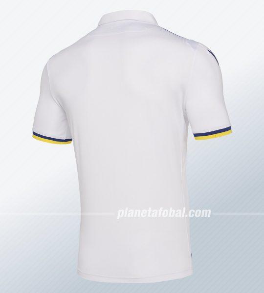Tercera camiseta del Hellas Verona 2019/20 | Imagen Macron