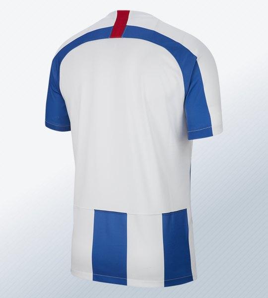 Camiseta titular del Hertha Berlín 2019/20 | Imagen Nike