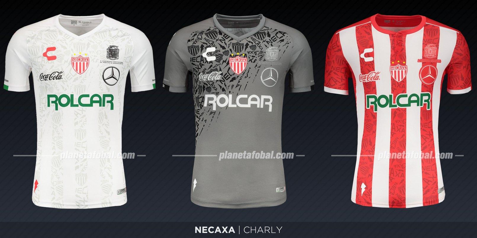 Club Necaxa (Charly) | Camisetas de la Liga MX 2019-2020