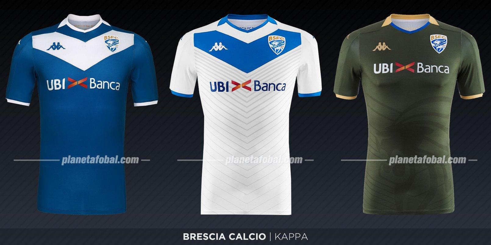 Brescia Calcio (Kappa) | Camisetas de la Serie A 2019-2020