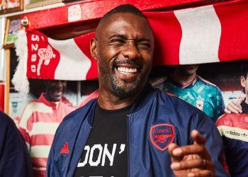 El actor Idris Elba uno de los particioantes del video | Imagen Adidas
