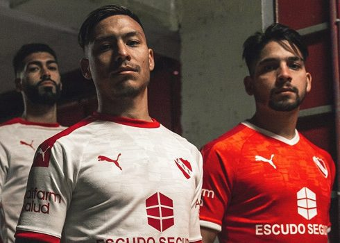 Camisetas de Independiente 2019/2020 | Imagen Puma
