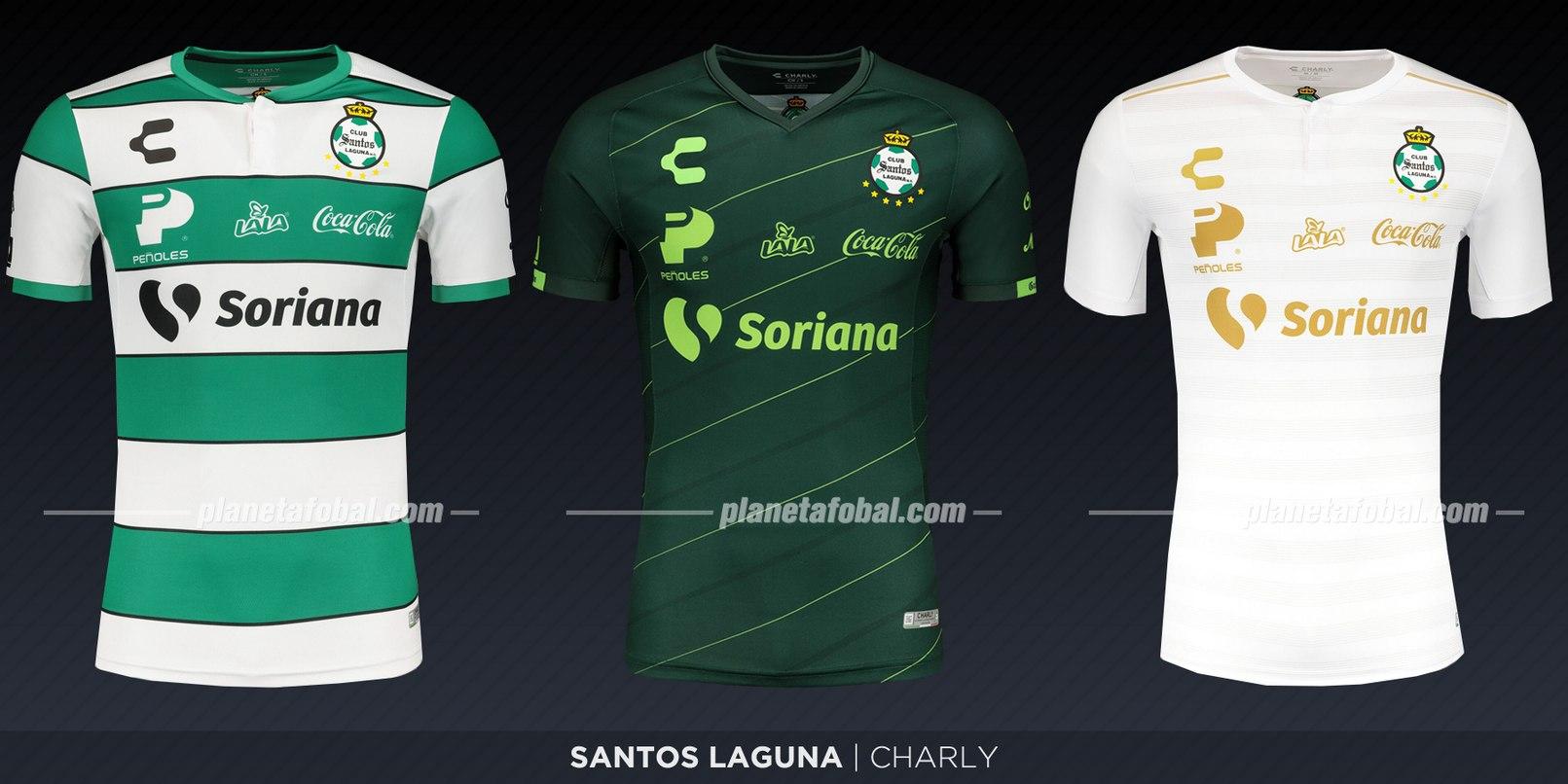 Santos Laguna (Charly) | Camisetas de la Liga MX 2019-2020