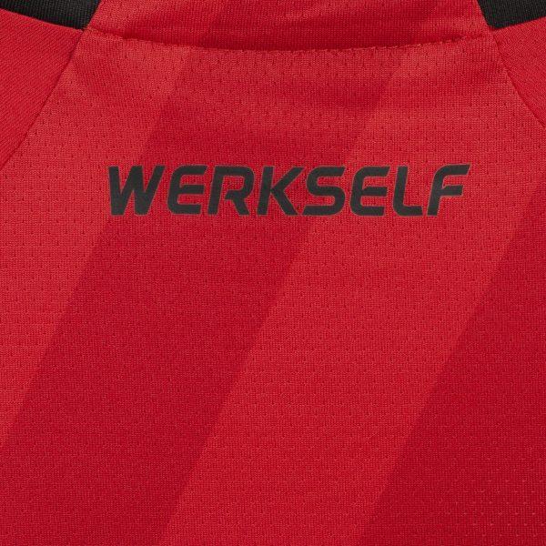 Camiseta Jako del Bayer 04 Leverkusen 2019/20 | Imagen Web Oficial