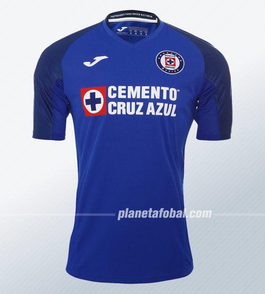 Jersey local Joma del Cruz Azul 2019/2020 | Imagen Web Oficial