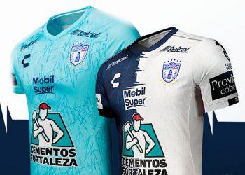 Camisetas de los Tuzos del Pachuca 2019/2020 | Imagen Charly
