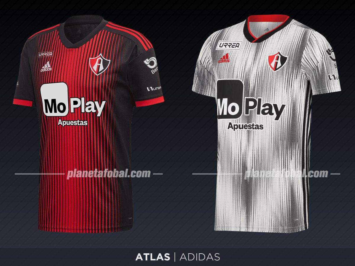 Atlas FC (Adidas) | Camisetas de la Liga MX 2019-2020
