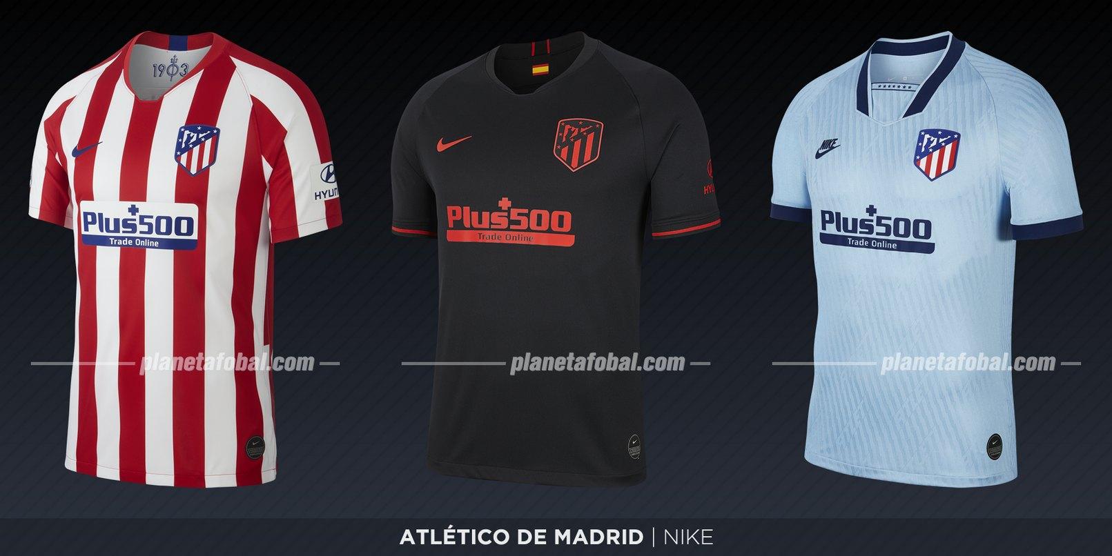 Atlético de Madrid (Nike) | Camisetas de LaLiga 2019-2020