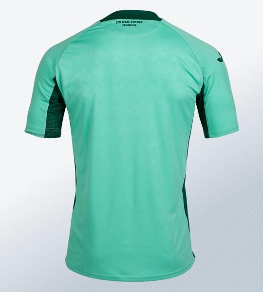 Camiseta suplente Joma del Hoffenheim 2019/20 | Imagen Web Oficial