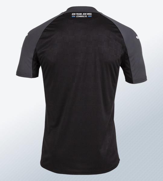 Tercera camiseta Joma del Hoffenheim 2019/20 | Imagen Web Oficial