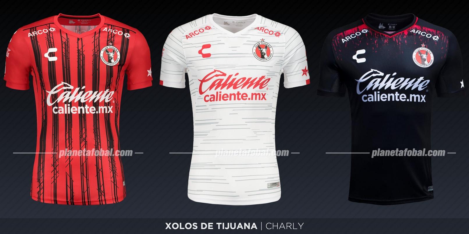 Xolos de Tijuana (Charly) | Camisetas de la Liga MX 2019-2020