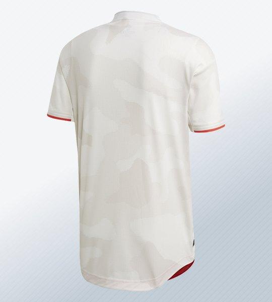 Camiseta suplente de la Juventus 2019/2020 | Imagen Adidas