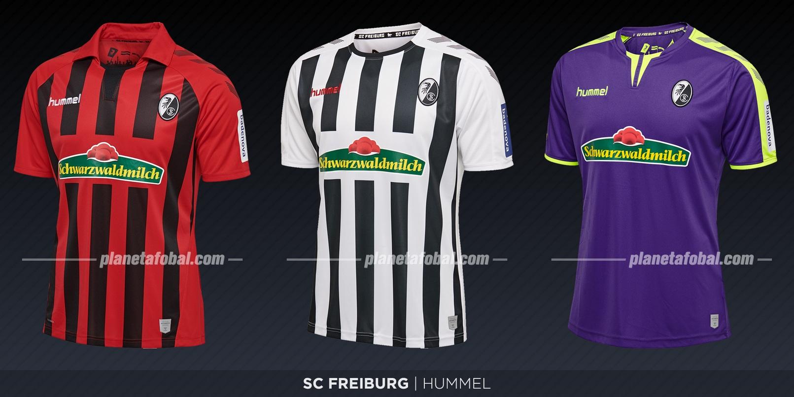 SC Freiburg (Hummel) | Camisetas de la Bundesliga 2019-2020