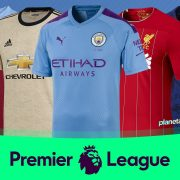Camisetas de la Premier League de Inglaterra Temporada 2019-2020 | @planetafobal