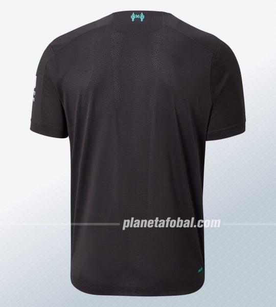 Tercera camiseta del Liverpool 2019/2020 | Imagen New Balance