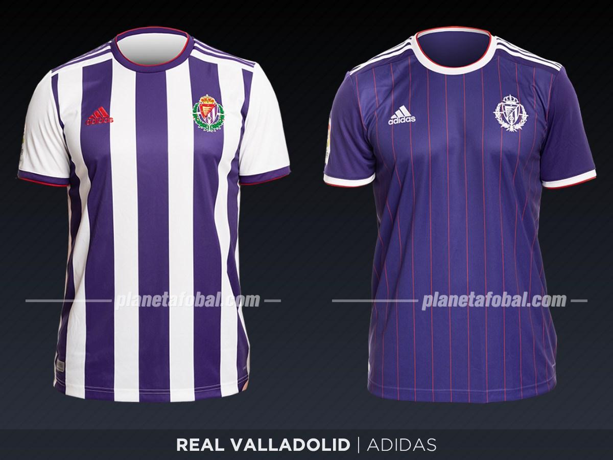 Real Valladolid (Adidas) | Camisetas de LaLiga 2019-2020