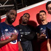 Camisetas New Balance del LOSC Lille 2019/20   Imagen Twitter Oficial